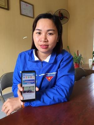 Đoàn thanh niên huyện hưởng ứng cuộc thi trực tuyến Tìm hiểu 90 năm truyền thống vẻ vang của Đoàn thanh niên Cộng sản Hồ Chí Minh