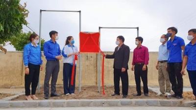 Huyện đoàn Vĩnh Bảo khởi động Tháng thanh niên năm 2021