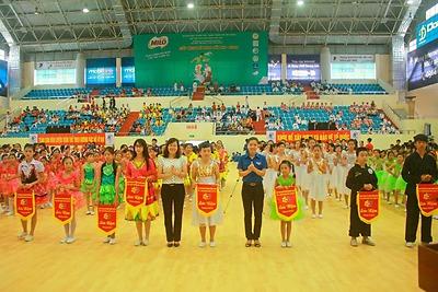 Tổ chức Liên hoan các Câu lạc bộ Hè năm 2014