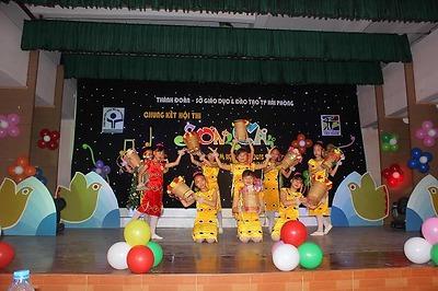 Thành đoàn- Sở Giáo dục và đào tạo tổ chức Hội thi sơn ca năm học 2014- 2015