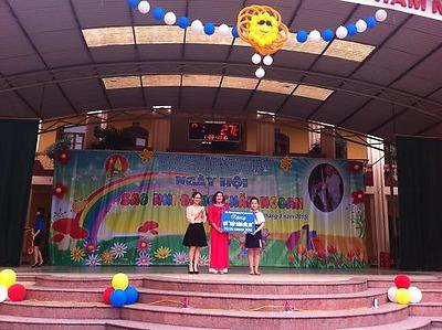 """Liên đội Tiểu học Thái Phiên: Chuyên đề """"Sao Nhi đồng chăm ngoan"""""""