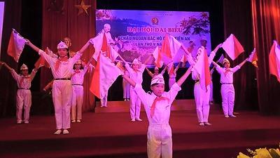 Đại hội Cháu ngoan Bác Hồ quận Kiến An lần thứ V năm 2015