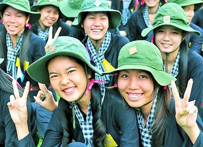 Tuyên truyền kỷ niệm 50 năm thành lập  lực lượng TNXP chống Mĩ cứu nước và 65 năm thành lập lực lượng TNXP Việt Nam