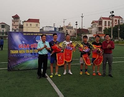 Chương trình giao hữu bóng đá thanh niên tín đồ tôn giáo năm 2017