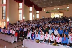 Kỷ niệm 75 ngày thành lập dội thiếu niên tiền phong Hồ Chí Minh