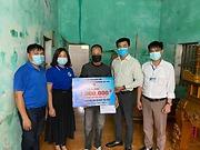 Thanh niên xung kích hỗ trợ hộ nghèo trên địa bàn quận Đồ Sơn