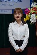 Nguyễn Thị Linh Chi, chiến sĩ xuất sắc trong phong trào sinh viên tình nguyện, tấm gương tiêu biểu trong học tập và làm theo tư tưởng, đạo đức, phong cách Hồ Chí Minh