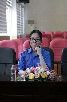 """Bùi Thanh Thảo, gương sáng """"Sinh viên 5 Tốt"""" Thành phố Hải Phòng"""