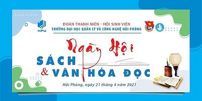 Ngày sách Việt Nam nuôi dưỡng tình yêu sách và văn hóa đọc tại HPU
