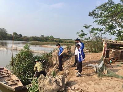 Quận đoàn - Hội LHTN Việt Nam quận Hải An: duy trì tốt hoạt động CLB Thầy thuốc trẻ, doanh nhân trẻ