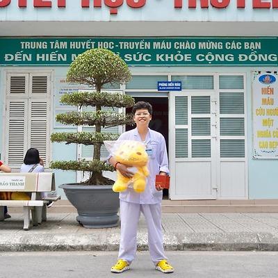 Đc Nguyễn Hữu Quang- tấm gương sáng trong công tác thiện nguyện