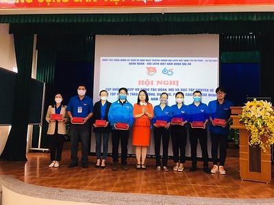 Quận đoàn Hải An: Tổ chức các hoạt động chào mừng kỷ niệm 65 năm ngày thành lập Hội LHTN Việt Nam (15/10/1956 - 15/10/2021)