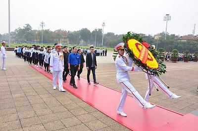 Phạm Vũ Mạnh - Bí thư Đoàn trường trẻ nhất Hải Phòng
