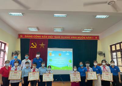 Kỷ niệm 80 năm ngày thành lập Đội TNTP Hồ Chí Minh