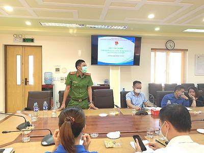 Tập huấn tuyên truyền phòng chống ma túy đối với CBĐV
