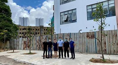 Đoàn thanh niên VOSCO xây dựng mô hình Công sở xanh