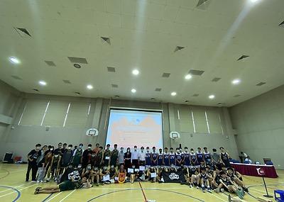 Giải Bóng Rổ Tứ Hùng Quận Hồng Bàng - khối THPT năm học 2021-2022