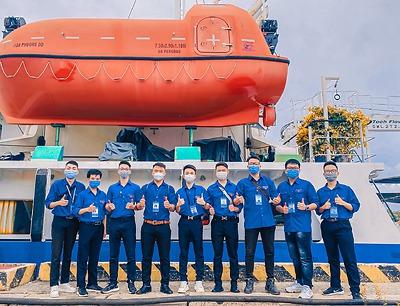 ĐHHHVN - Phạm Xuân Hoàng Long - Tấm gương sinh viên tình nguyện Chiến dịch Thanh niên tình nguyện hè 2021