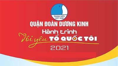 Hội LHTN Việt Nam Quận Dương Kinh tổ chức đánh giá, triển khai hiệu quả phong trào Tôi yêu Tổ quốc tôi và chương trình xây dựng Hội LHTN Việt Nam vững mạnh