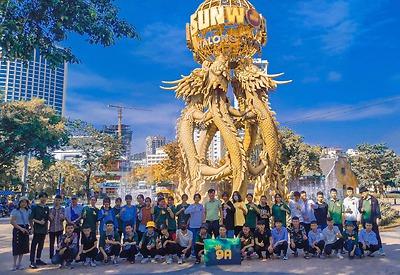 Hoạt động trải nghiệm, sáng tạo, rèn luyện kỹ năng cho thiếu nhi - Liên đội THCS Nam Hưng, huyện Tiên Lãng
