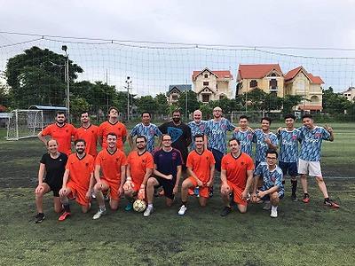 Đoàn Thanh niên - Hội Sinh viên Trường Cao đẳng Cộng đồng Hải Phòng phối hợp tổ chức các hoạt động thể dục thể thao cho sinh viên