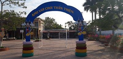 Công trình măng non chào mừng kỷ niệm 80 năm ngày thành lâp Đội TNTP Hồ Chí Minh
