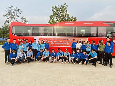 Hội Sinh viên Trường Cao đẳng Cộng đồng Hải Phòng tham gia Hành trình ươm mầm khởi nghiệp do Hội Sinh viên thành phố tổ chức; tổ chức hoạt động thăm mô hình sinh viên khởi nghiệp của cựu sinh viên nhà trường