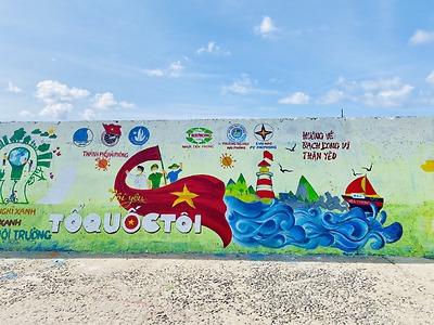 """Hành trình """"Tôi yêu Tổ quốc tôi"""" năm 2021 - Những kỷ niệm không phai tại đảo Bạch Long Vĩ"""